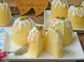 Tencerede Limonlu Fincan Kek Nasıl Yapılır?