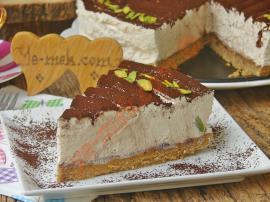 Kahveli Soğuk Pasta Nasıl Yapılır?