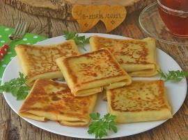 Peynirli Krep Böreği Nasıl Yapılır?