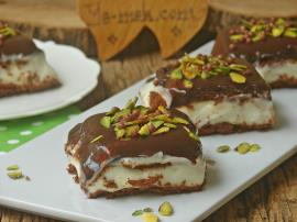 Çikolatalı Muhallebili Pasta Nasıl Yapılır?