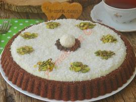Bu pastayı Yiyenler Mutlaka Tarifini İstiyor : Damat Pastası