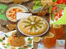 Ramazan 12. Gün İçin Özel İftar Menüsü