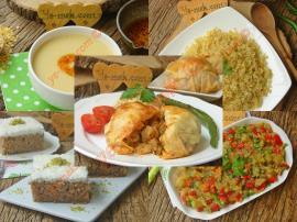 Ramazan 2018 İftar Yemekleri Menüsü