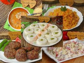 Ramazan 14. Gün İçin Özel İftar Menüsü