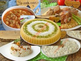 Ramazan15. Gün İçin Özel İftar Menüsü