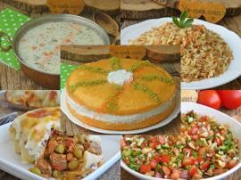 Ramazan 4. Gün İçin Özel İftar Menüsü