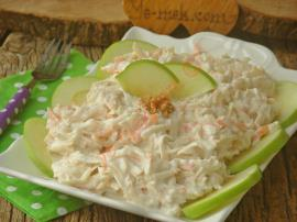 Elmalı Kereviz Salatası
