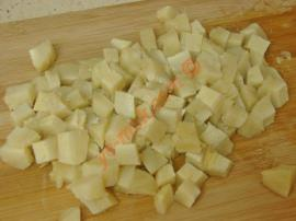 Yoğurtlu Enginar Salatası