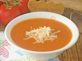 Lokanta Usulü Domates Çorbası Nasıl Yapılır?