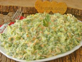 Havuçlu Nuraniye Salatası Nasıl Yapılır?