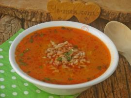 Kıymalı Pirinç Çorbası Nasıl Yapılır?