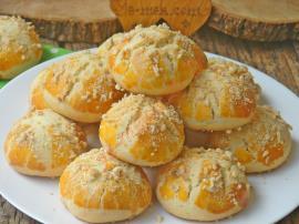 Portakallı Pastane Kurabiyesi