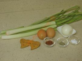 Yumurtalı Pırasa