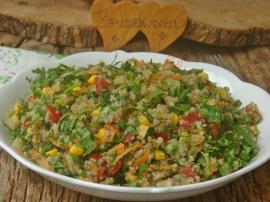 Kinoa Salatası
