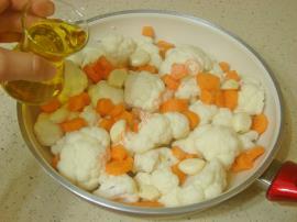 Portakallı Karnabahar Yemeği