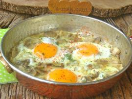 Yumurtalı Mantar