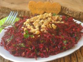 Çiğ Pancar Salatası