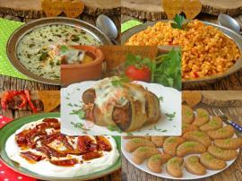 1. Günün Ramazan Menüsü