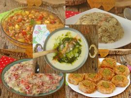 28. Günün Ramazan Menüsü
