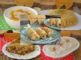 30. Günün Ramazan Menüsü