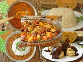 9. Günün Ramazan Menüsü