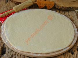 Pizza Hamuru