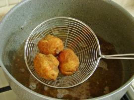 Mantar Kızartması