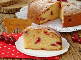 Vişneli Kek Nasıl Yapılır?