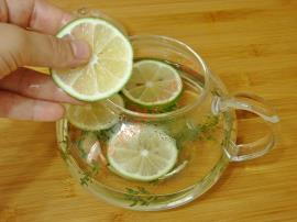 Taze Kekik Çayı
