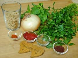 Bezirgan Salatası