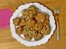 Brokoli Kızartması