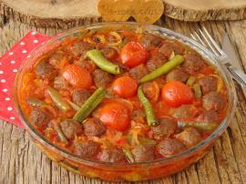 Köfteli Şehzade Kebabı