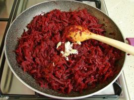 Kırmızı Pancar Salatası