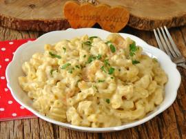 Mac And Cheese Makarna