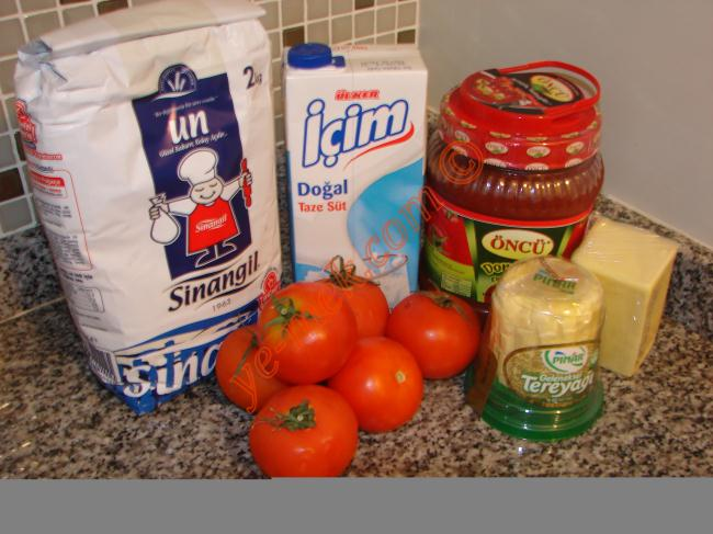 Tomato Soup Recipe Malzemeleri