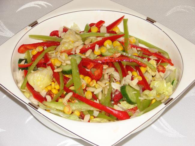 Balık Yanına En İyi Giden Salatalar