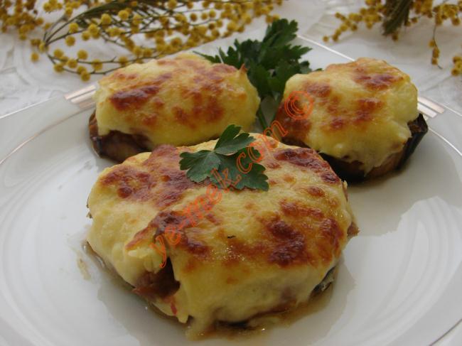 Beşamel Soslu Patates Graten