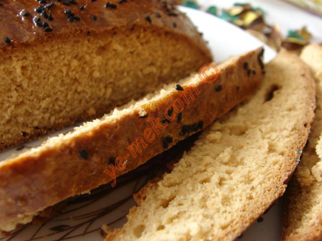 Karbonatlı Ekmek Resimli Yemek Tarifi