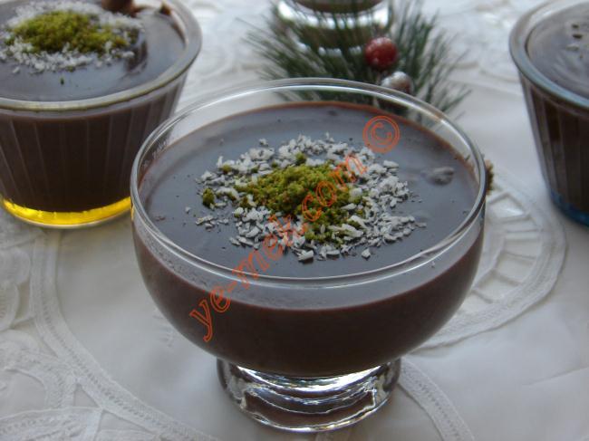 Krem Şokola Resimli Yemek Tarifi