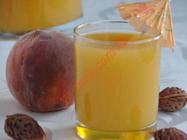 Peach Juice (Unsweetened) Recipe