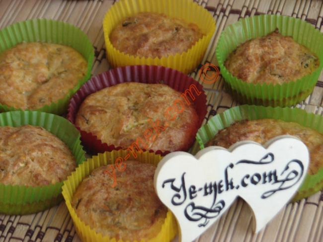 Muffin Kalıbında Mücver