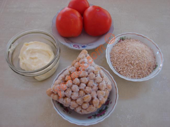 Nohutlu Tarhana Çorbası (Toz Köy Tarhanası) - Yapılışı (1/12)