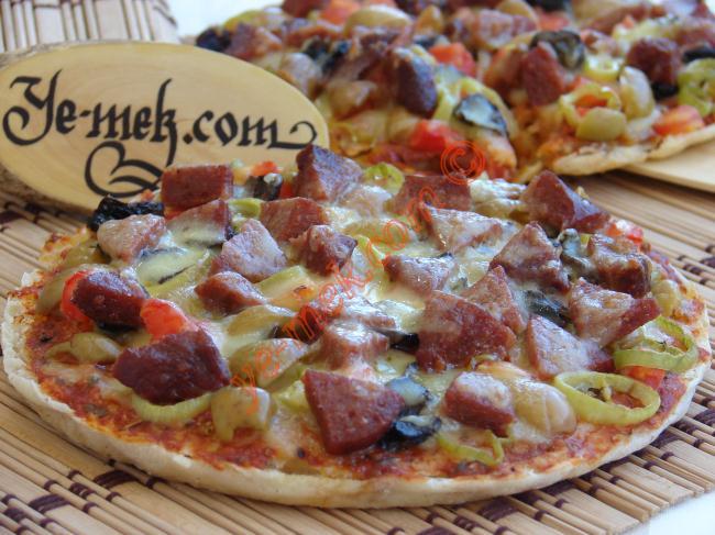 Pizza Yapmanın Püf Noktaları Nelerdir