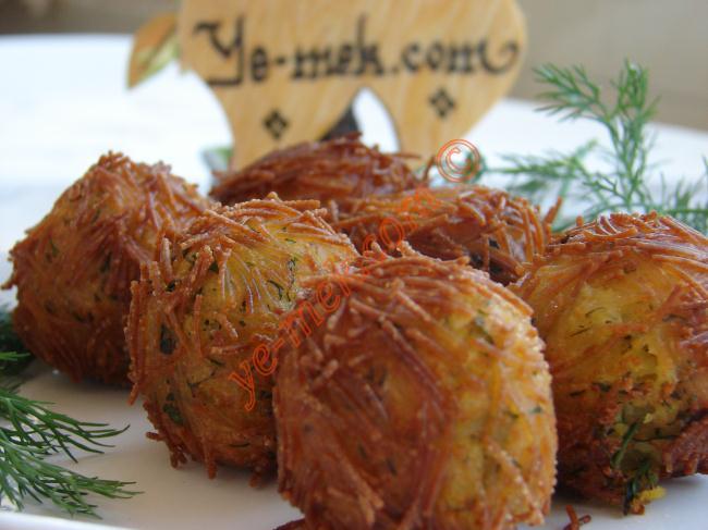 Patatesli Kirpi Köfte