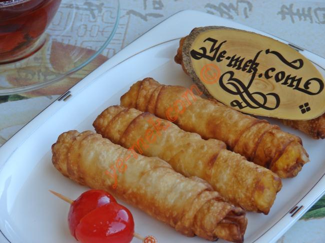 Patatesli Kaşarlı Sigara Böreği