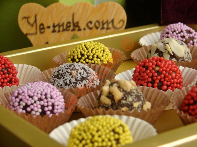 Çikolatalı Truff