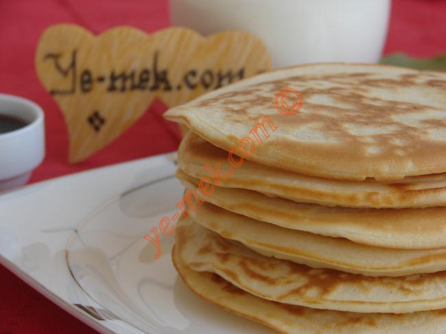Chebab (pankek) tarifi
