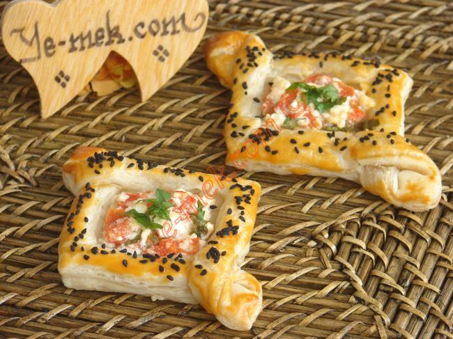 Şekli İle Şahane, Lezzeti İle Muhteşem : Peynirli Milföy Böreği