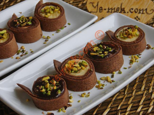 Çikolatalı Muzlu Tatlı ve Pasta Tarifleri