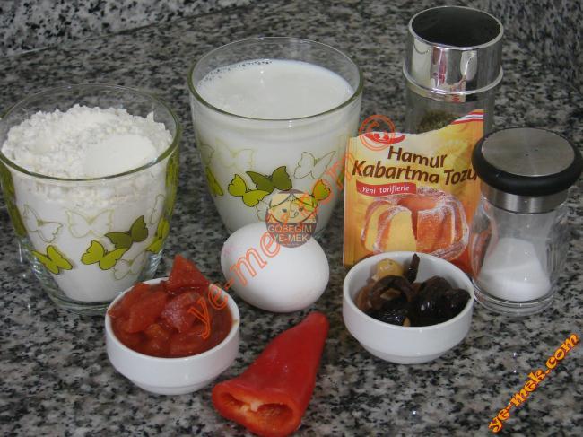 Salty Pancakes Recipe Malzemeleri